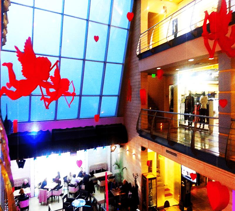 Триа Сити център – бургаският адрес на любовта