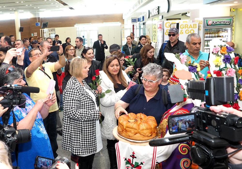 Община Несебър посрещна първите израелски туристи