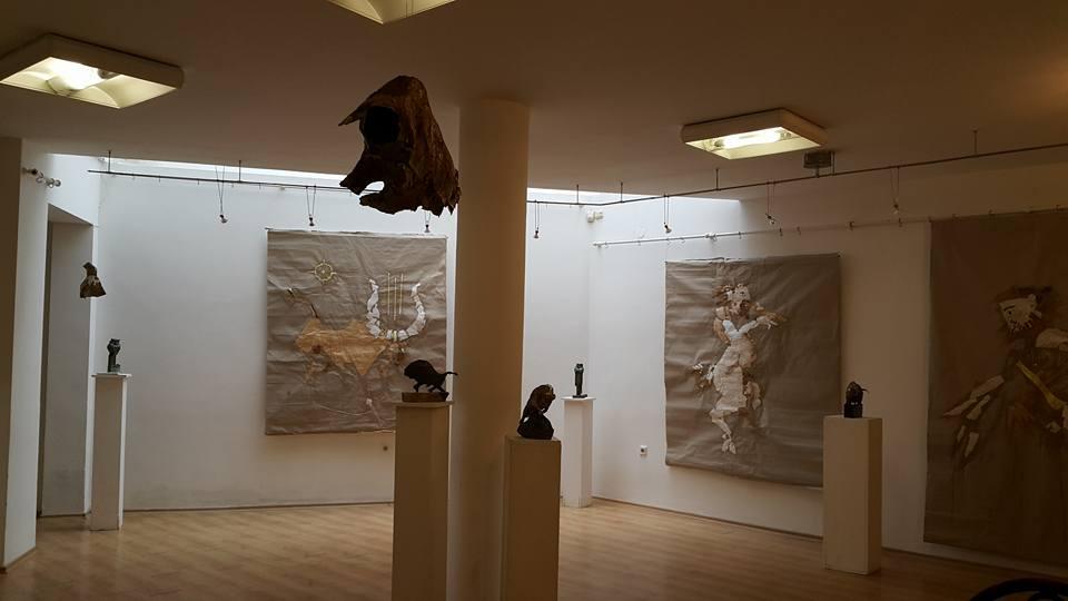 Провокативният скулптор Димитър Гоцак гостува на Бургас
