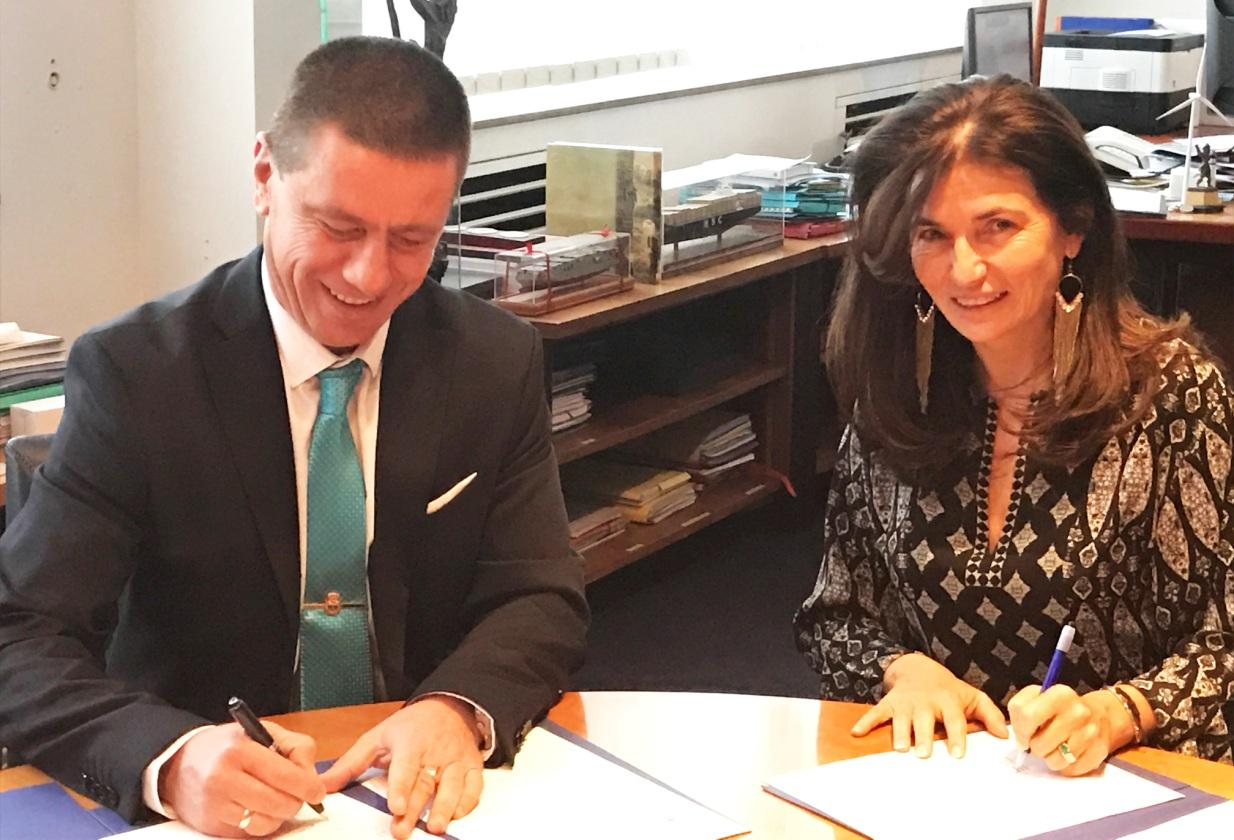 Пристанищата в Марсилия и Бургас подписаха меморандум за сътрудничество