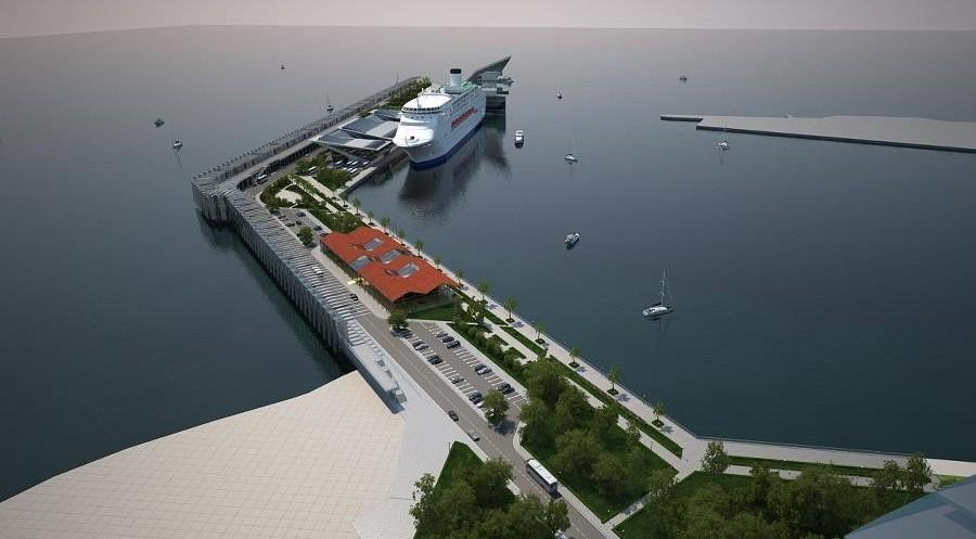 Министерско решение подпомага проекта на зона за обществен достъп в Пристанище Бургас