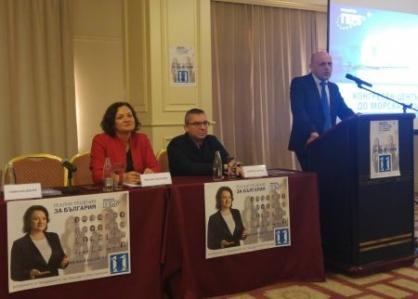Томислав Дончев: Не питайте какво ще ви даде държавата, а колко и от кого ще го вземе