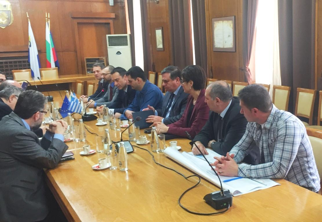 Създава се общ логистичен център за товари между Александруполис и Бургас