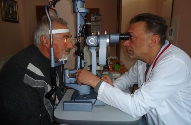 "Безплатни скрининги за глаукома в Очна болница ""Бургас"""