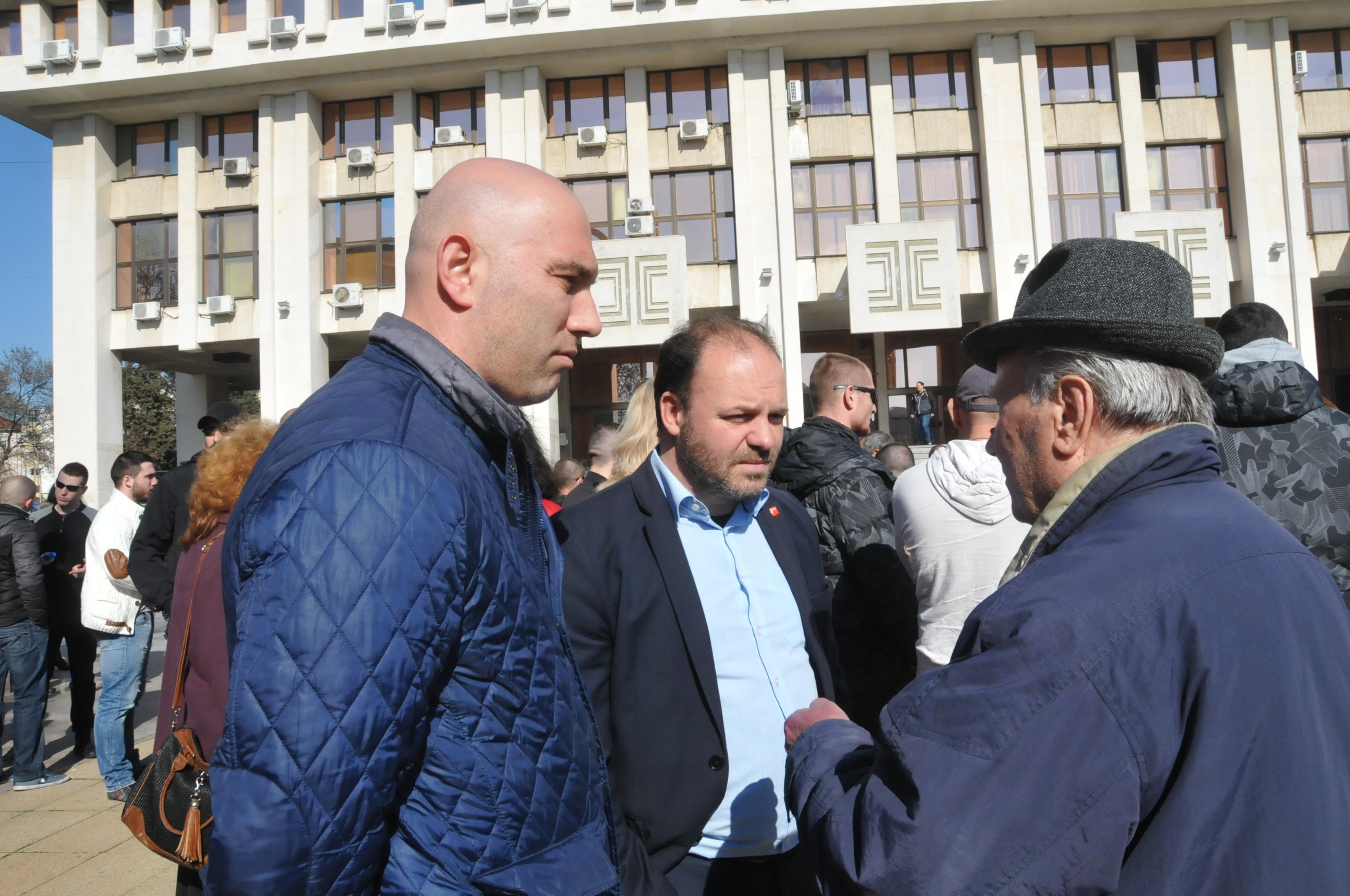 Николай Тишев: БСП няма да допусне български граничар, защитавал българската граница, да бъде съден в Турция