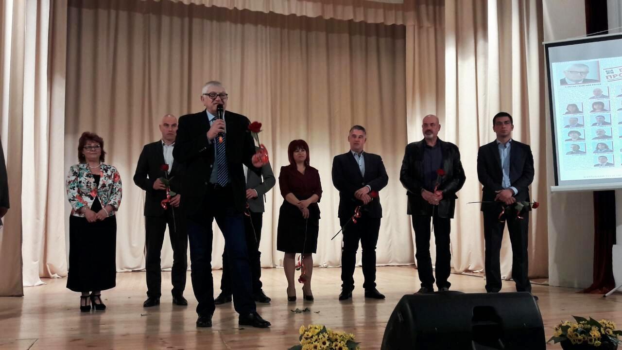"""""""БСП за България"""" закри кампанията си в Сунгурларе"""