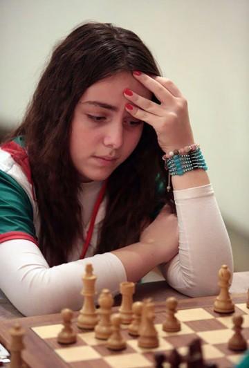 13-годишна бургазлийка стана национален шампион по шах