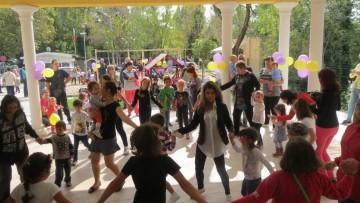 "Детски пролетен бал организират в ""Акве калиде"" тази неделя"