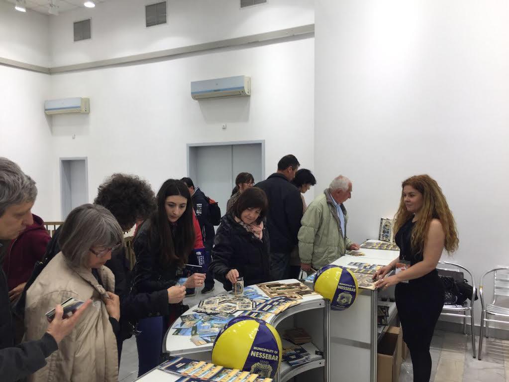 Община Несебър участва в престижно туристическо изложение във Велико Търново