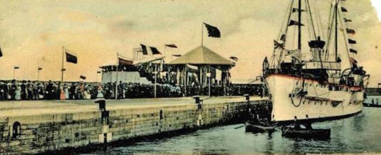 Бургаското пристанище чества своята 114-годишнина