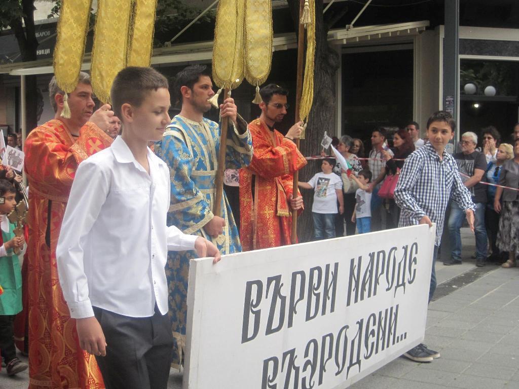 Как Бургас ще чества Деня на българската просвета и култура и на славянската писменост