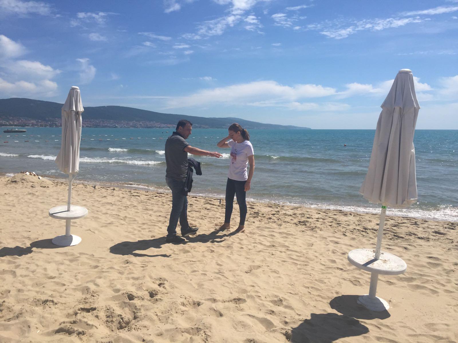 Министърът на туризма направи изненадваща проверка за готовността на летния сезон в Слънчев бряг