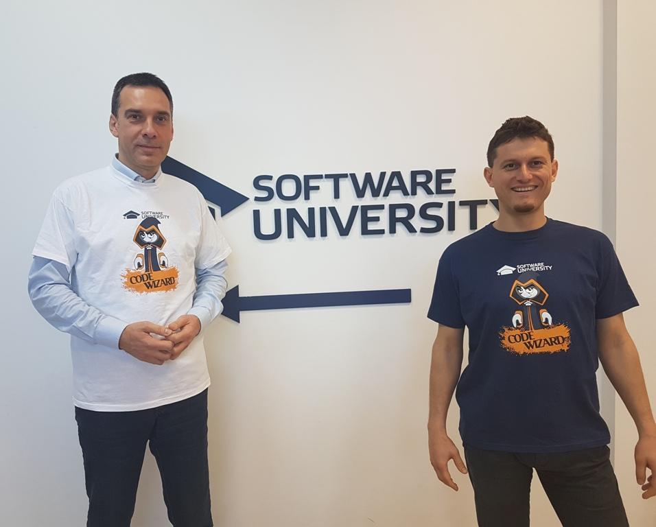 """""""Софтуни"""" разкрива в Бургас обучителен център по програмиране и софтуерно инженерство по покана на кмета Николов"""