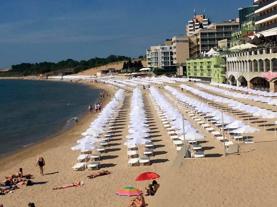 Откриват Южния плаж в Несебър на 1-ви юни