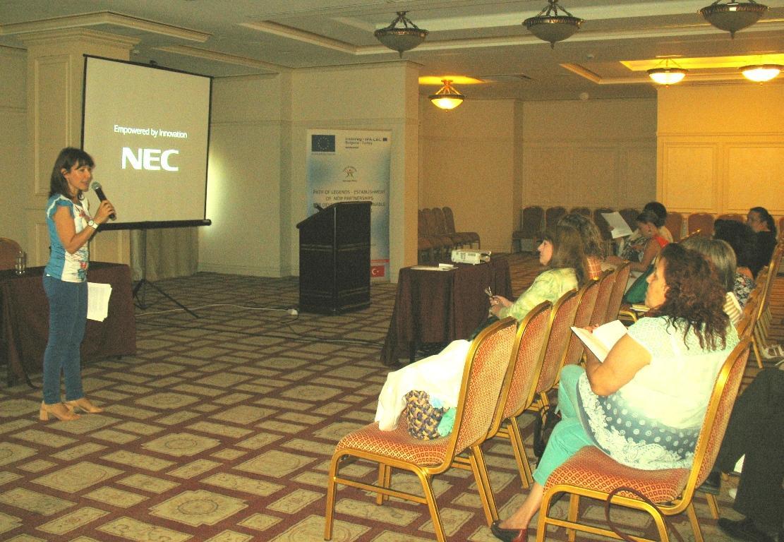 Семинар за повишаване капацитета на местните власти в областта на туризма се проведе в Бургас