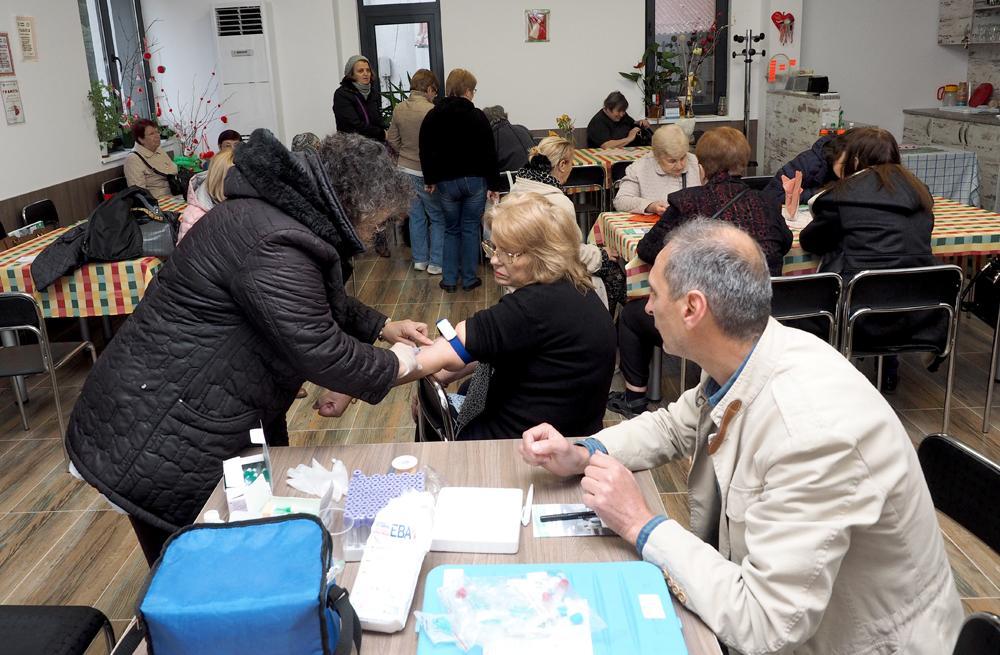 Близо 400 души от община Несебър се включиха в скрининг за превенция риска от диабет