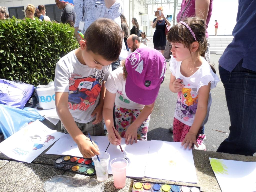 За шести път Бургас ще участва в маратон по рисуване