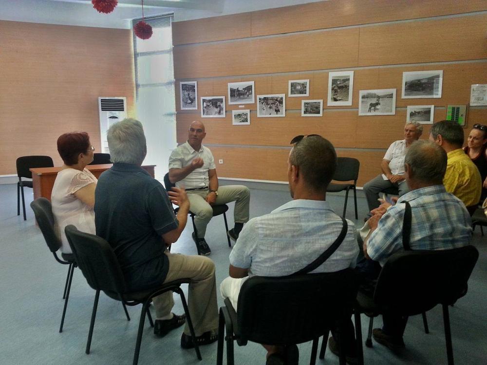 Николай Тишев проведе срещи с множество жители на община Несебър