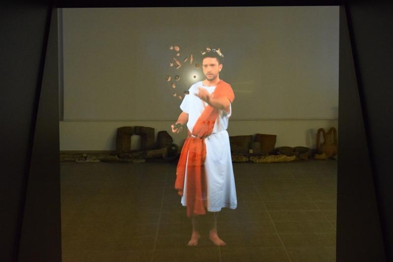 Тракийски жрец разказва историята на Бегликташ