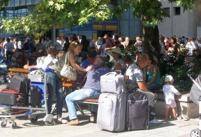 С 10% са се увеличили полетите към летище Бургас, което е индикатор за нарастване на туристопотока