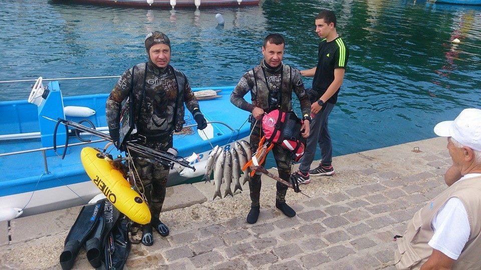 Майстори на подводния риболов ще се състезават в Приморско