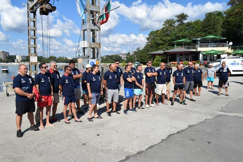 Успех за Приморско в състезания по подводен риболов