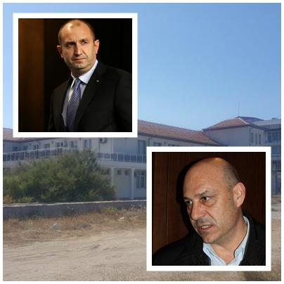 Президентството потвърди: Кметът на Поморие иска военния санаториум