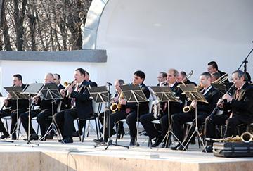 Концерти на открито подготвя Духов оркестър-Бургас