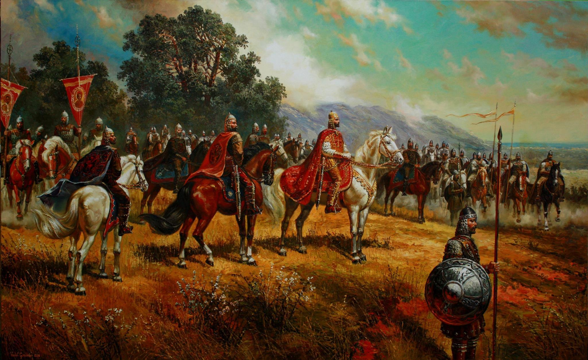 Позор! Честването на 1100 години от битката при Ахелой се отлага за есента
