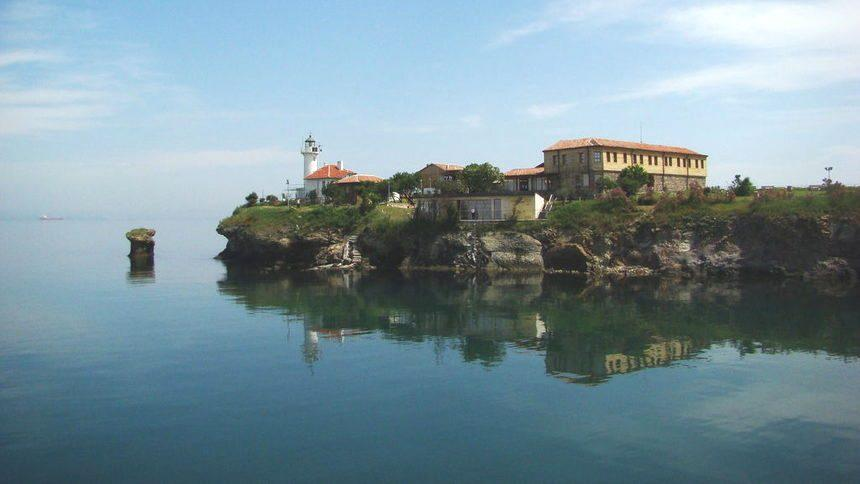 Остров Света Анастасия празнува на 15 август