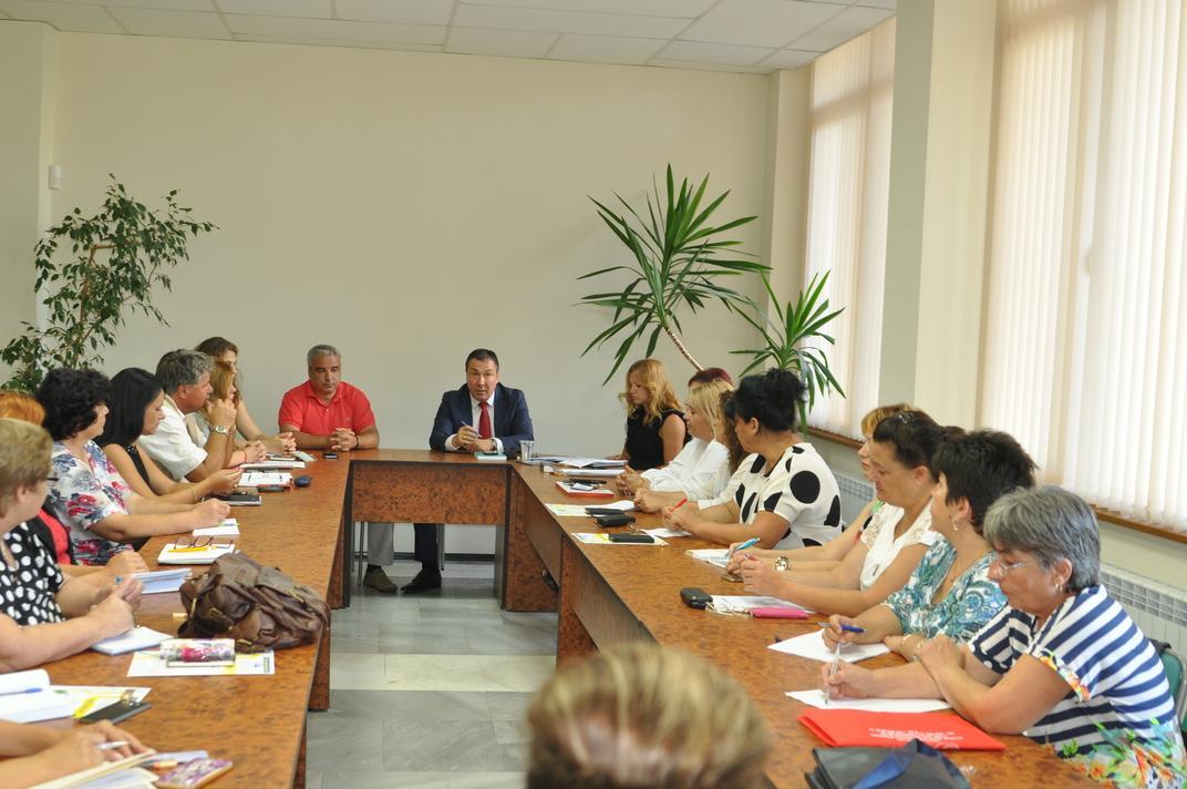 Община Несебър е готова за новата учебна година