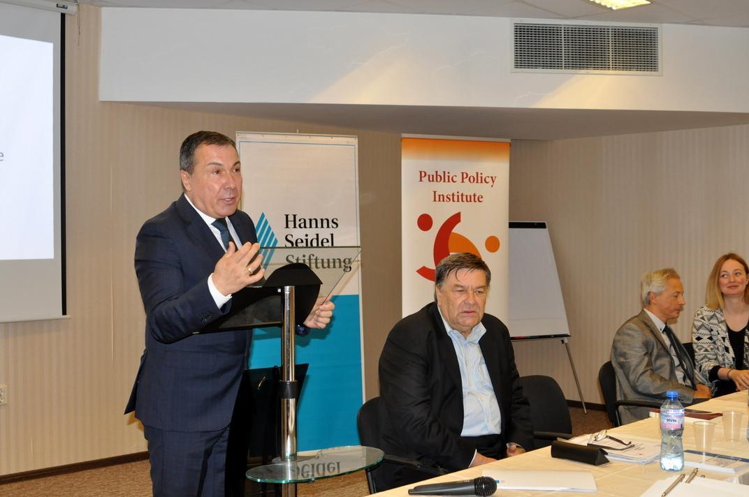 Кметът на Несебър Николай Димитров даде старт на престижен семинар
