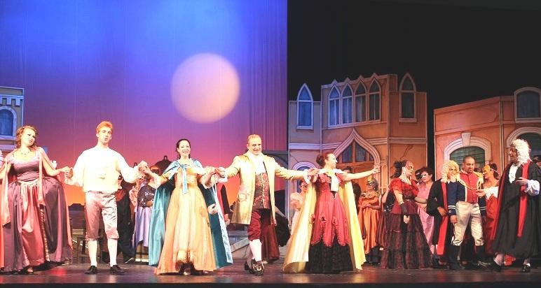"""Оперетна премиера закрива празниците """"Емил Чакъров"""""""