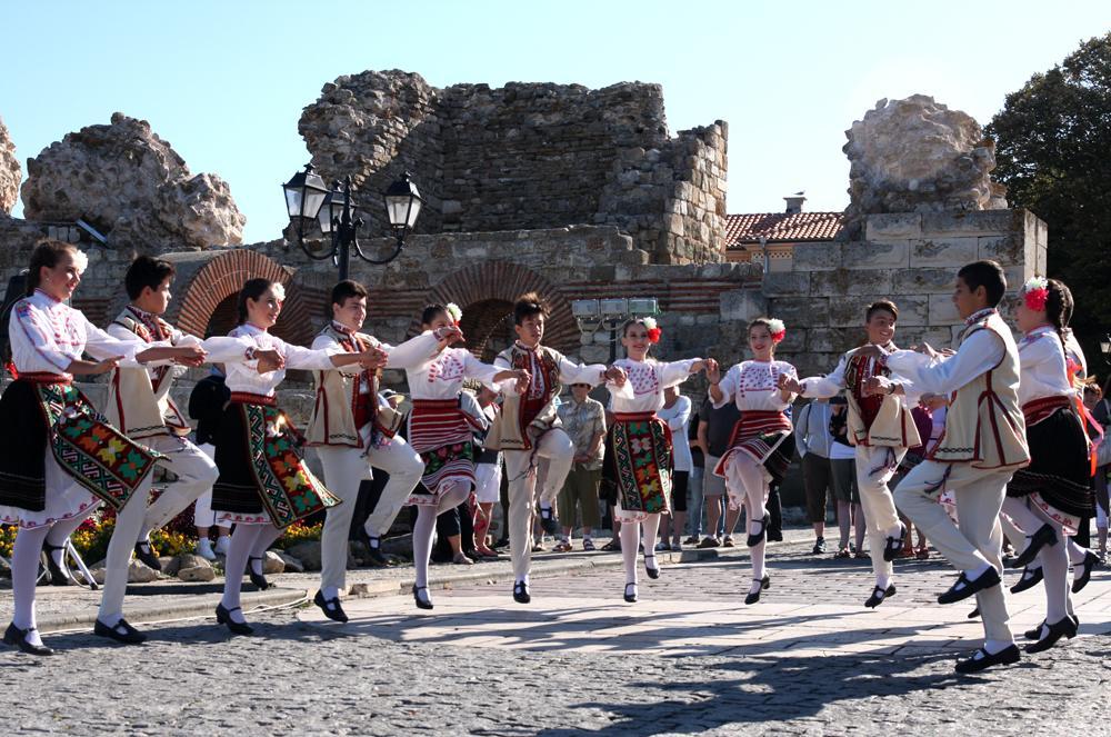 Община Несебър отбеляза 109 години от Независимостта на България