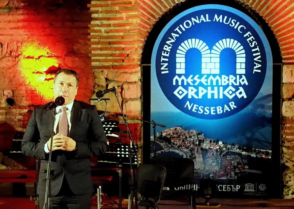 """""""Месембрия Орфика"""" за трети път очарова ценителите на класическата музика"""
