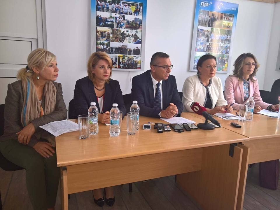 Депутатите от ГЕРБ Бургас: До дни се очаква подписването на  договора за  изграждане обхода на Ахелой