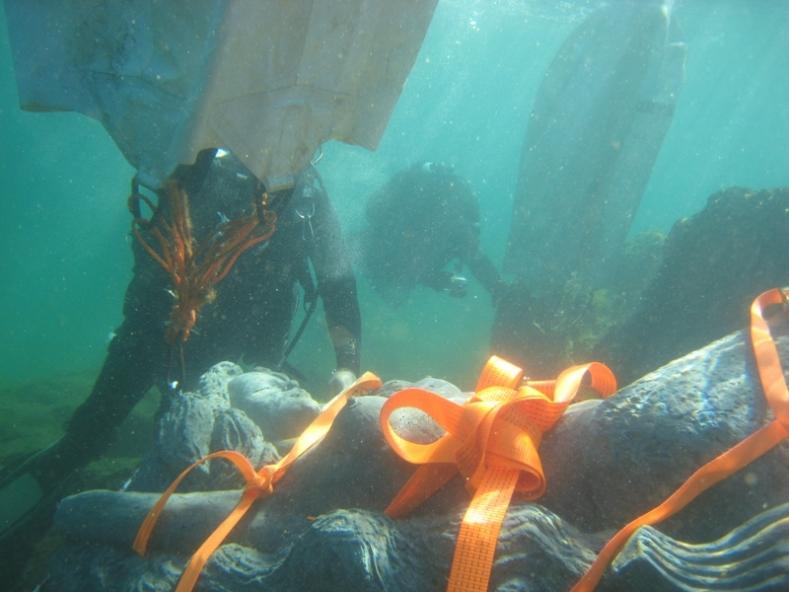 Приморско с нова атракция под водата