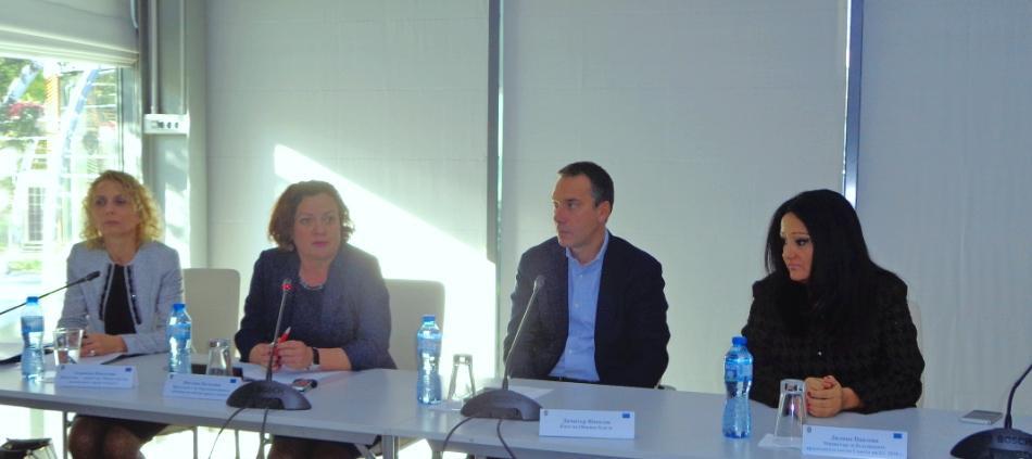 Черно море е сред топ приоритетите на българското европредседателство