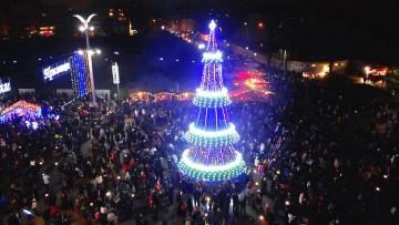 Графа и Тони Димитрова ще пеят на големия никулденски концерт в Бургас