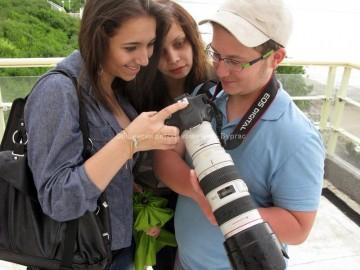 Безплатна школа по фотография стартира в Бургас