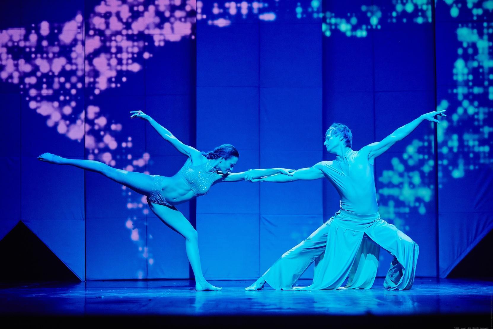 FLEXX BALLET с ново шоу в Бургас