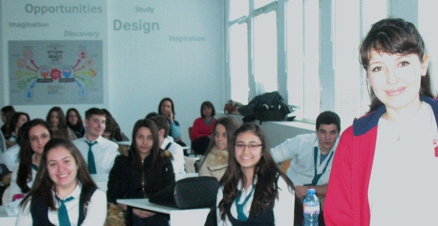 """Нова инициатива на Център """"Алеф"""" подпомага учебните програми"""