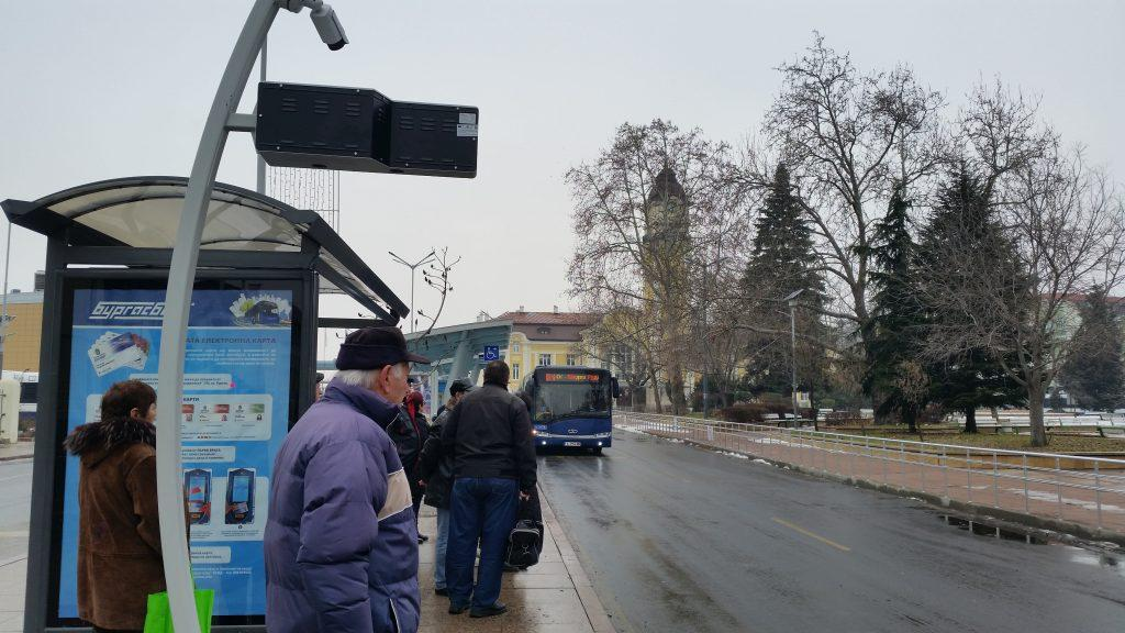 Безплатен градски транспорт в Бургас за новогодишната нощ