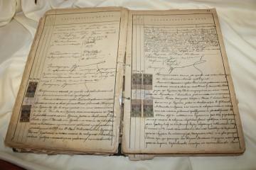 За първи път показват оригиналното завещание на  Коджакафалията