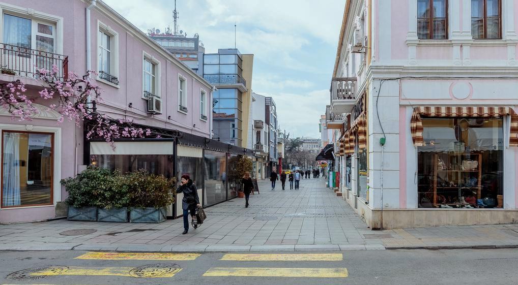 Реконструират централните бургаски улици