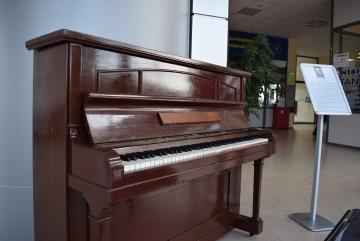 Мелодии от старинно пиано посрещат пътниците на Автогара Юг