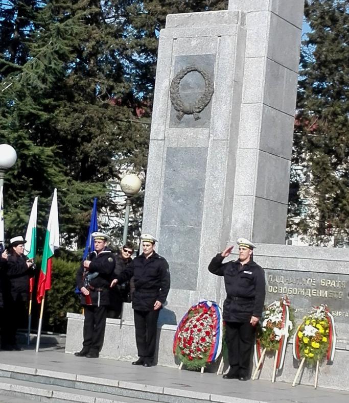 Бургас празнува 140 години от освобождението си