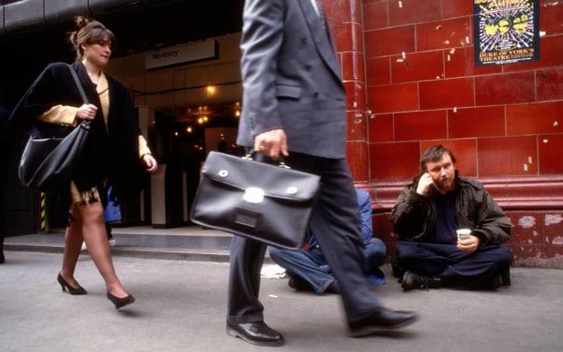 Бедните обедняват, богатите се обогатяват