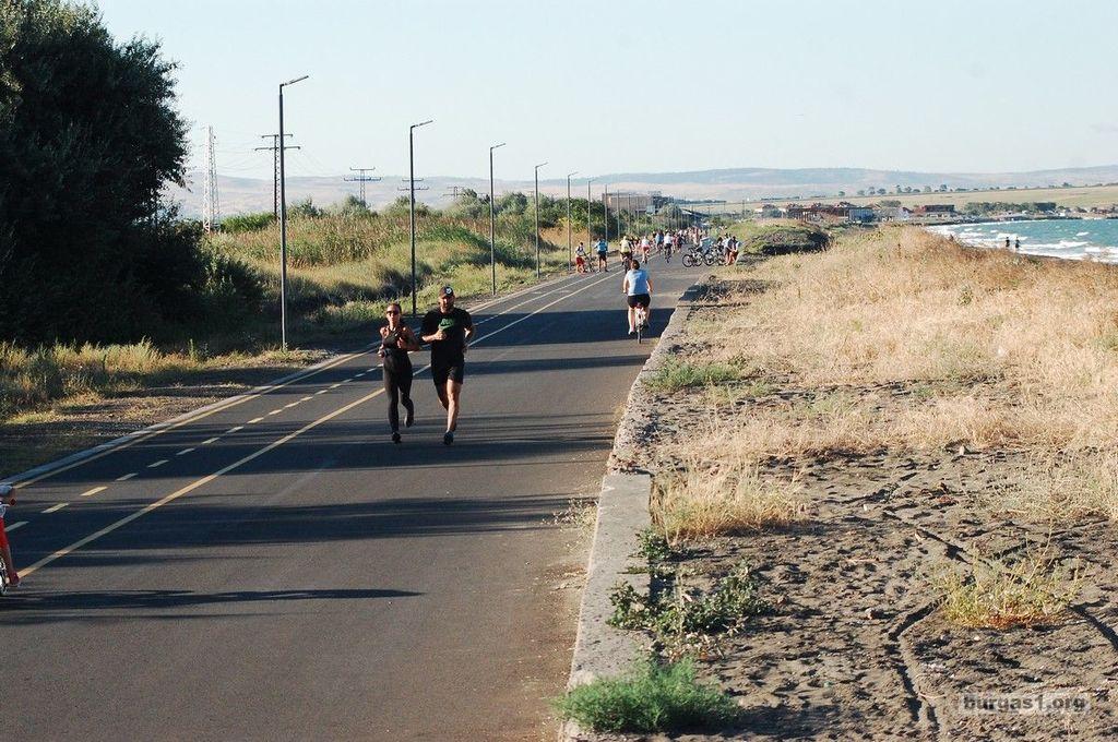 Община Бургас получава терени за доизграждане на крайбрежната велоалея