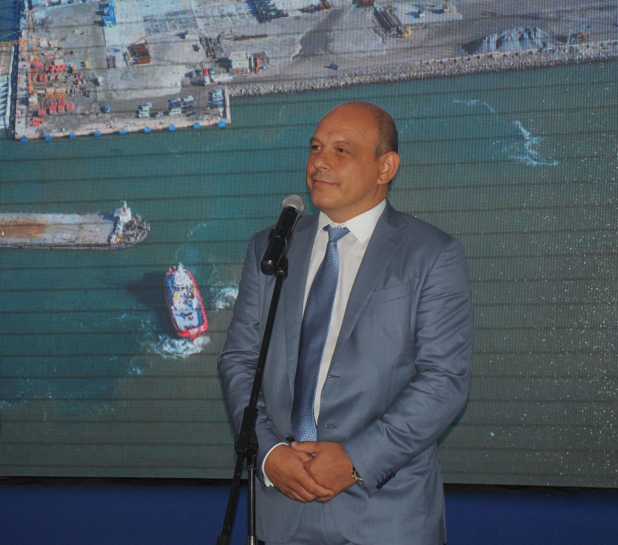 """""""БМФ Порт Бургас"""" извърши най-голямата частна инвестиция в българско пристанище"""